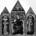 Cingoli Pentittico (Antonio da Fabriano)