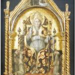 Genga S Clemente Vescovo (Antonio da Fabriano)