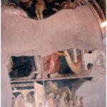 Osimo Storie della vita di Maria Verrgine Madonna con Bambino (Arcangelo di Cola)