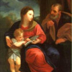 camerino Sacra Famiglia (Maratta)